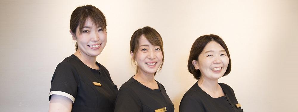 けやき通り歯科・矯正歯科の受付