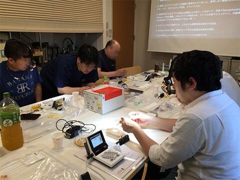 勤務医とともに米国根管治療専門医松浦先生の6ヶ月コース受講