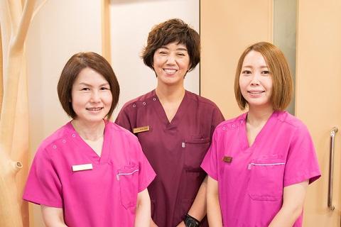 けやき通り歯科・矯正歯科の歯科助手