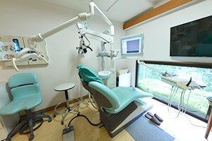 けやき歯科院内