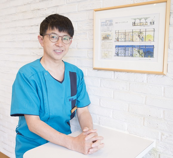 けやき通り歯科・矯正歯科 院長 西村 幸郎
