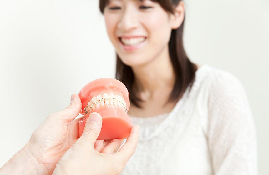 「歯並び」と「心身」の関係