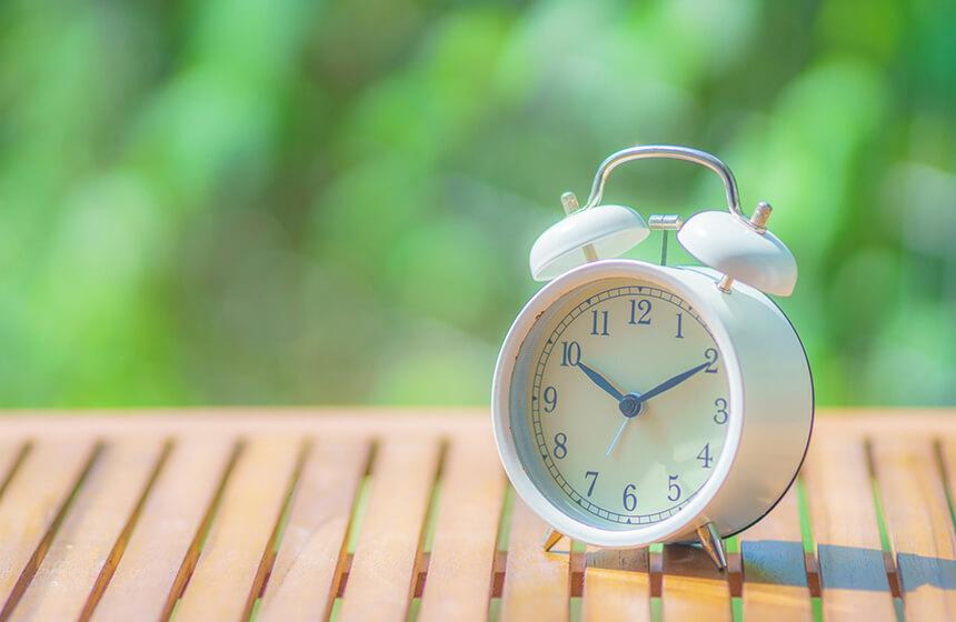 MERIT03 治療時間を短縮できる